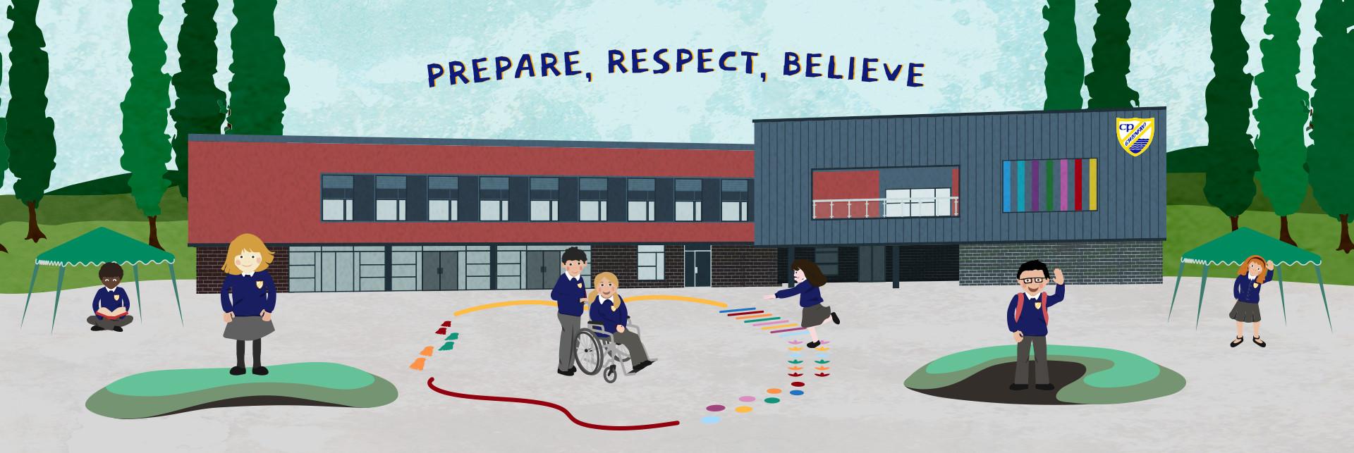 Gwenfro Community Primary School